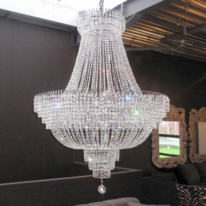 Crystal classical hanging lamp H89023 80/100/120